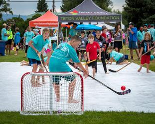 Soap Hockey